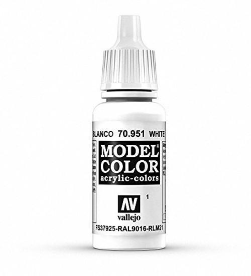 Vallejo Model Color: White