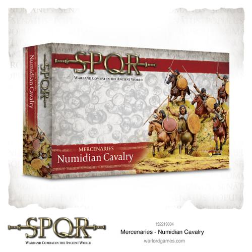 SPQR: Mercenaries Numidian Cavalry