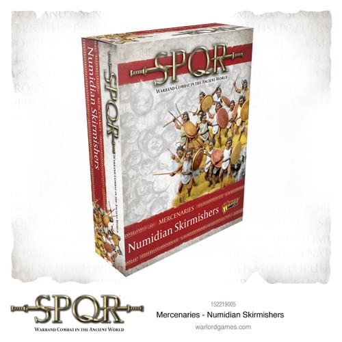SPQR: Mercenaries Numidian Skirmishers