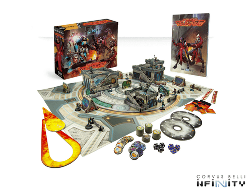 Infinity (#784) Operation: Wildfire Battle Pack