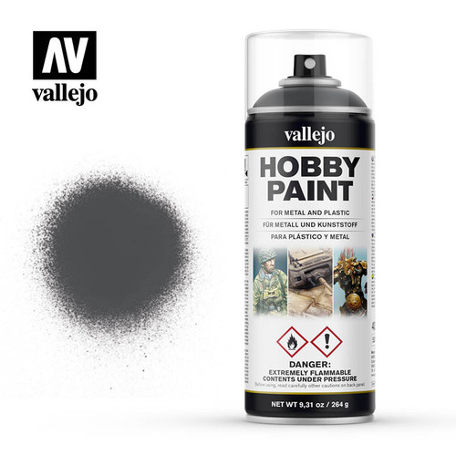 Vallejo Hobby Paint (Spray) - Panzer Grey