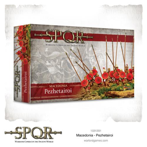 SPQR: Macedonian Pezhetairoi