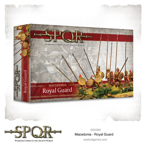 SPQR: Macedonian Royal Guard