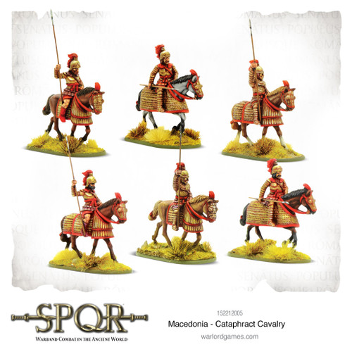 SPQR: Macedonian Macedonian Cataphracts