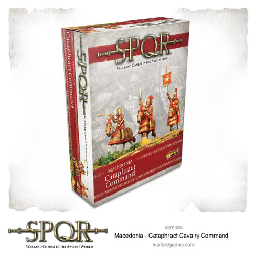 SPQR: Macedonian Cataphract Command