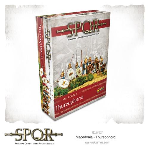 SPQR: Macedonian Thureophoroi