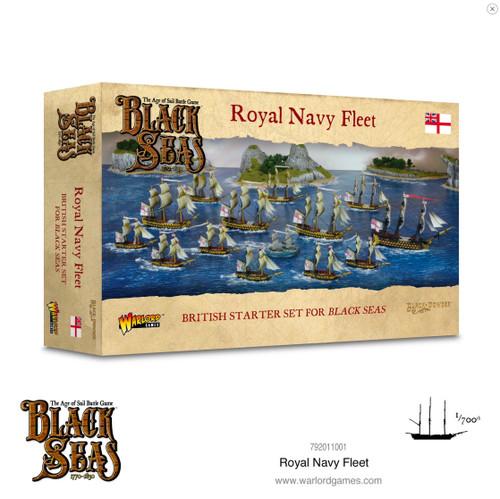 Black Seas: Royal Navy Fleet (1770-1830)