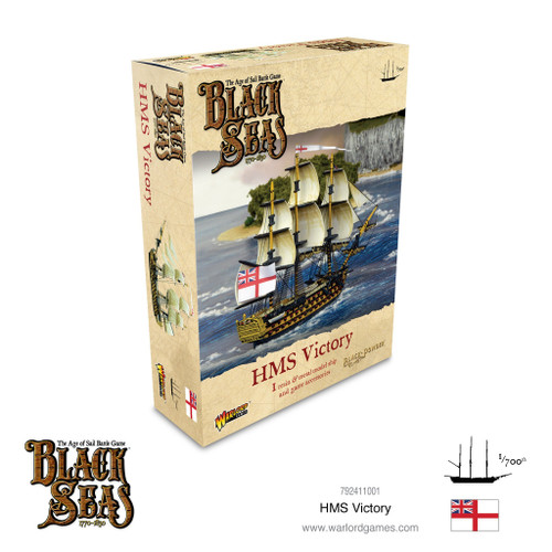 Black Seas: HMS Victory