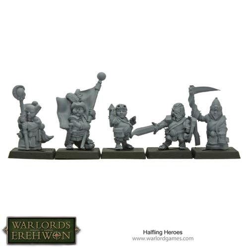 Hobbit / Halfling Heroes