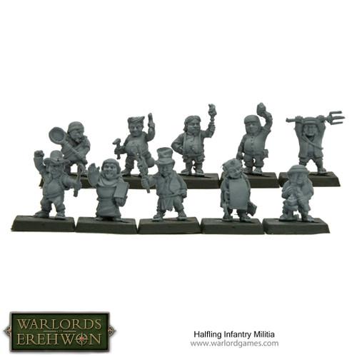 Hobbit / Halfling Militia