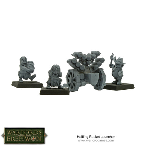 Hobbit / Halfling Rocket Launcher
