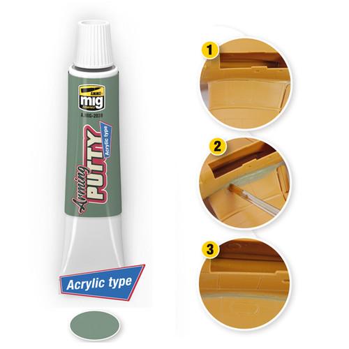 AMMO: Acrylic Arming Putty