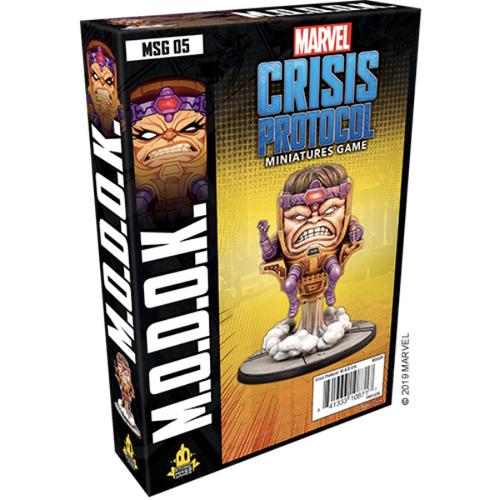Marvel: Crisis Protocol - M.O.D.O.K. Character Pack