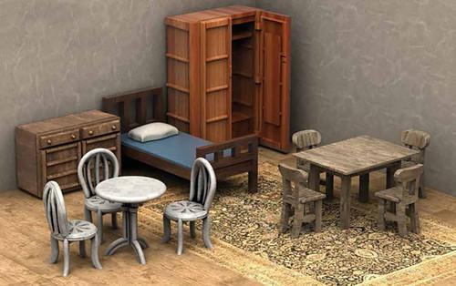 Domestic Furniture Kit