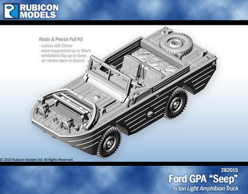 "Ford GPA ""Seep""- Resin"