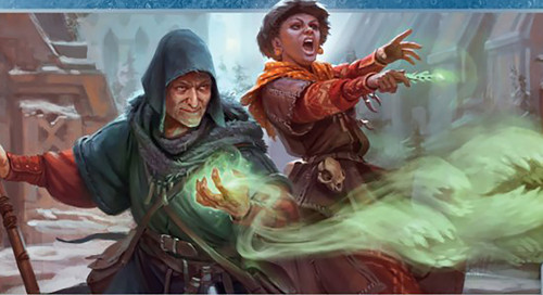Frostgrave Wizards II - Female Wizards