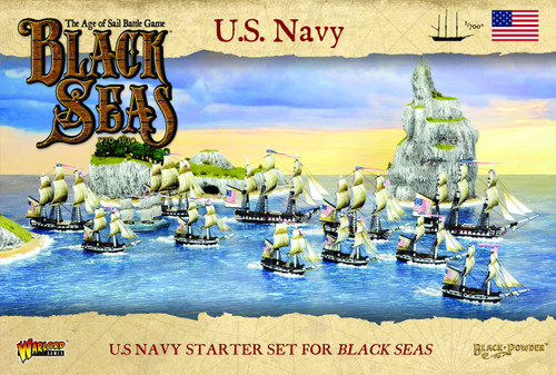 Black Seas: U.S. Navy (1770 - 1830)