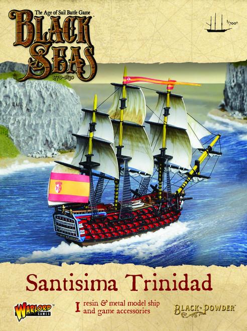 Black Seas: Santisima Trinidad