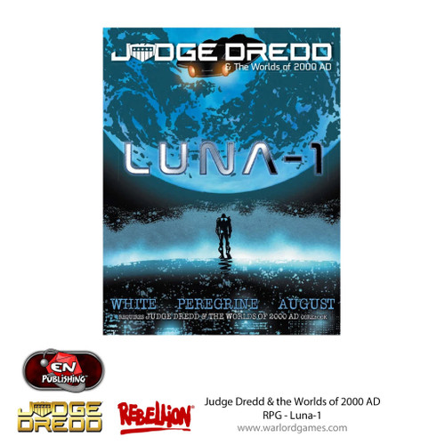 Judge Dredd RPG: Luna-1