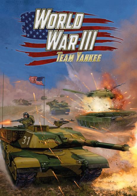 Team Yankee:  WW III Rule Book (AKA Team Yankee V 2)