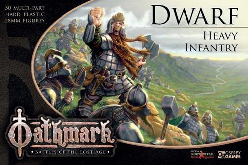 Oathmark - Dwarf Heavy Infantry