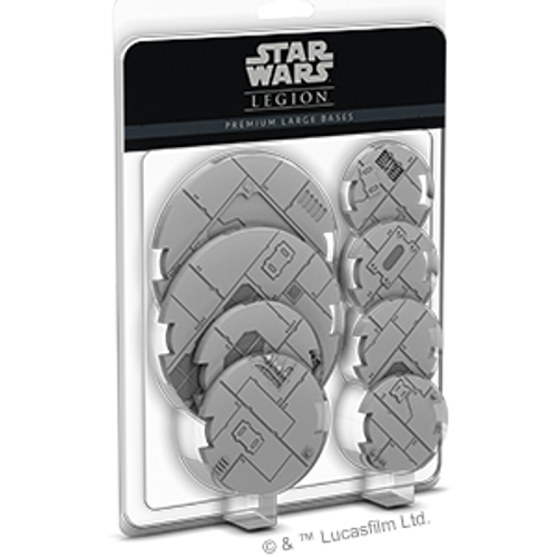 Star Wars: Legion - Premium Large Bases