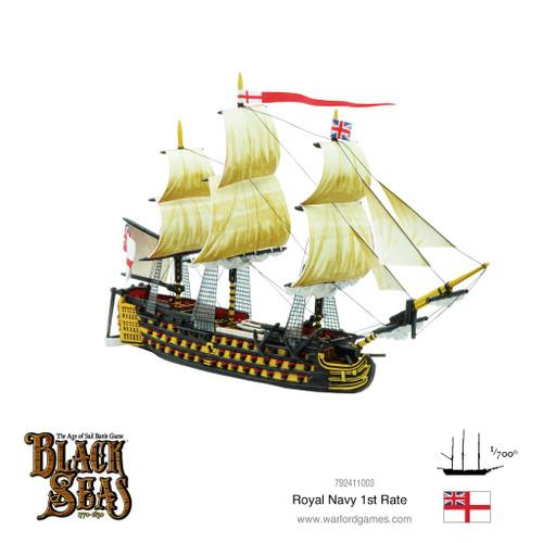 Black Seas: Royal Navy First Rate