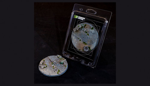Battle Ready Bases: Urban Warfare Bases Round 100mm (x1)