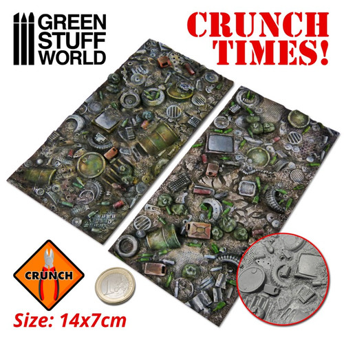 Dump Yard Plates (2 per pack)