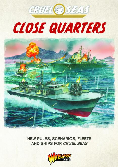 Cruel Seas: Close Quarters!