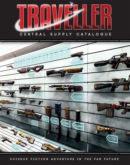 Traveller: Central Supply Handbook