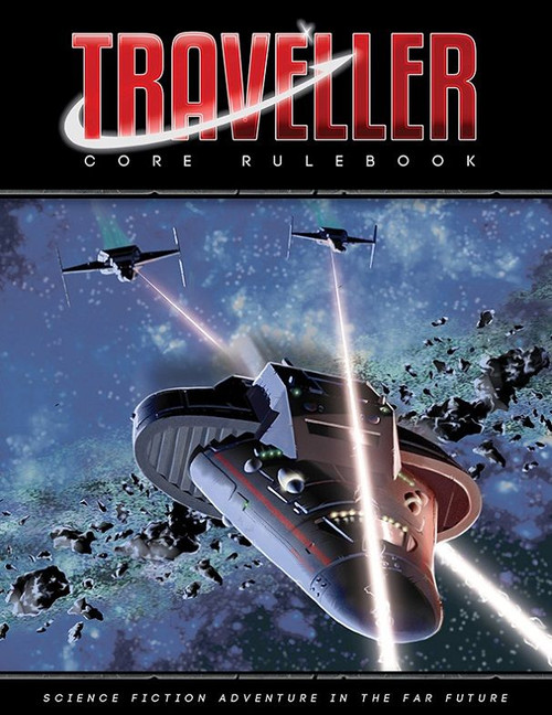 Traveller: Core Rulebook