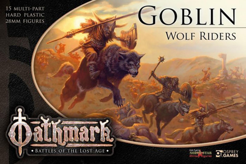Oathmark - Goblin Wolf Riders