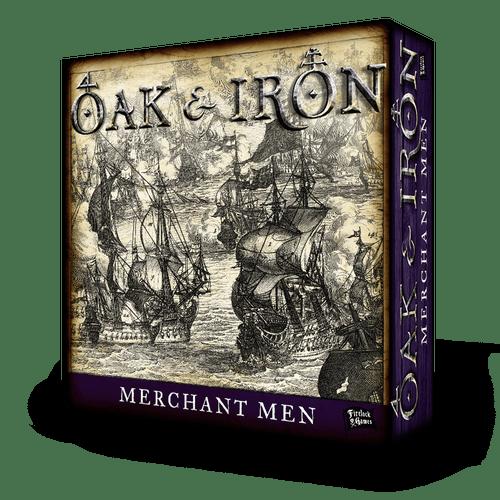 Oak & Iron: Merchant Men Expansion
