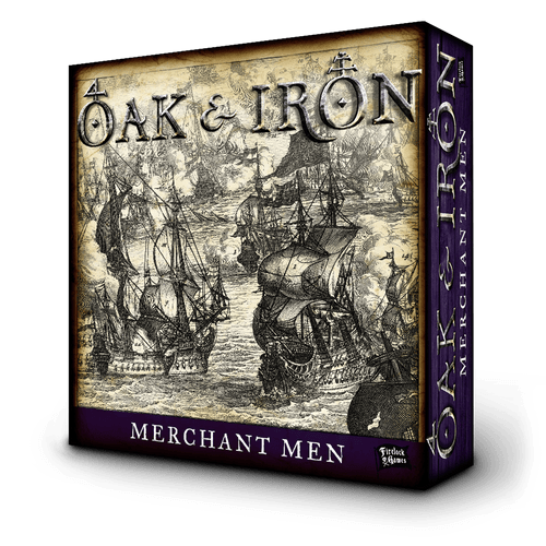 Oak & Iron: Merchant Men Expansion