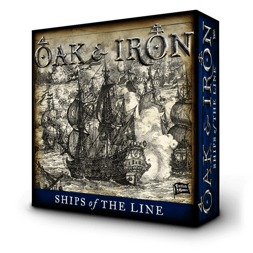 Oak & Iron: Ships of the Line Expansion