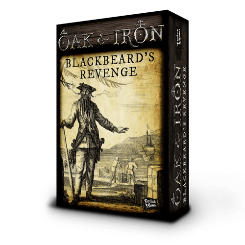 Oak & Iron: Blackbeard's Revenge Expansion