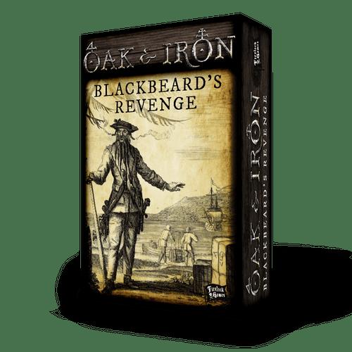 Oak & Iron: Blackbeard's Revenge Expansion