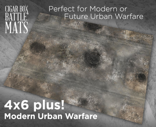 Battle Mat - Modern Urban Warfare