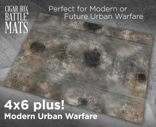 Battle Mat - Modern Urban Warfare