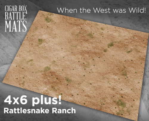 Battle Mat - Rattlesnake Ranch