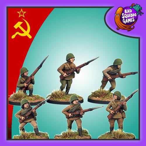 Soviet Female Riflewomen (6)
