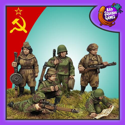 Soviet Female Scouts (6)