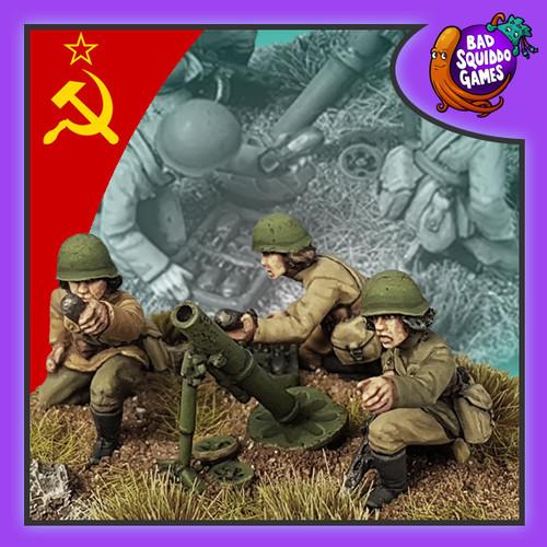 82mm Mortar Team