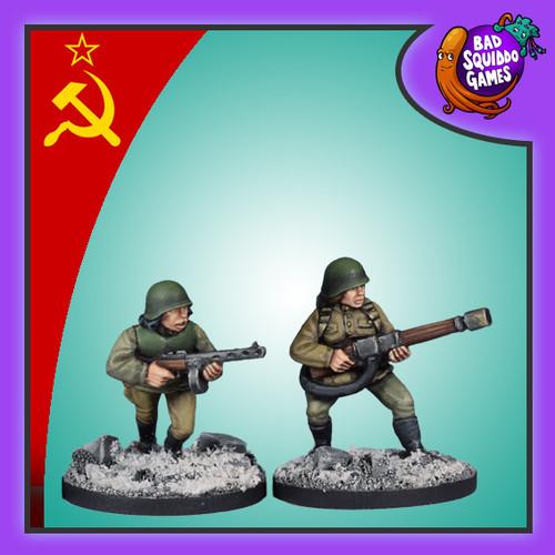 Soviet Female Flamethrower Team (ROKS3)