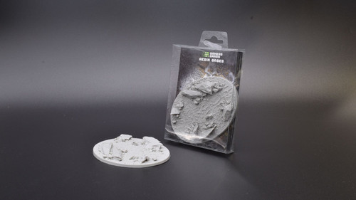 Rocky Fields Resin Bases - Oval 120mm (x1)