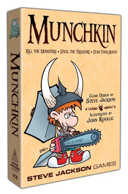 Munchkin: Card Game - Core Set