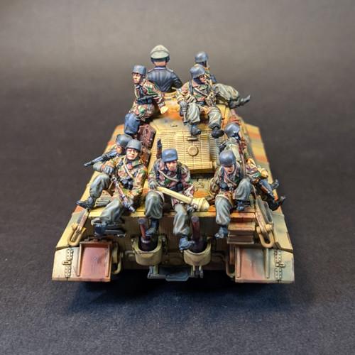 "Fallschirmjaeger  ""Tank Riders"" (8/Pk)"