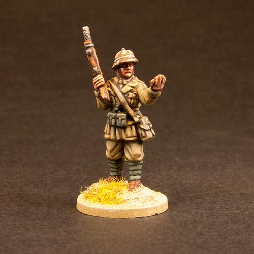 Italian Infantry - Desert (11/Pk)