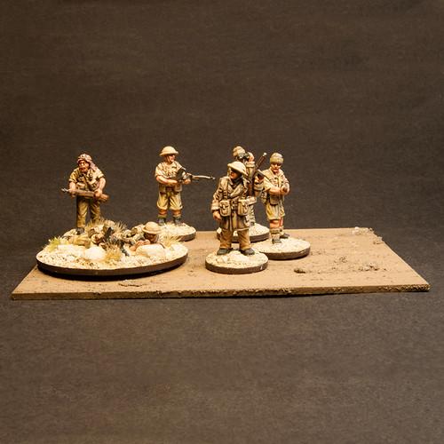 LRDG Dismounted Troopers